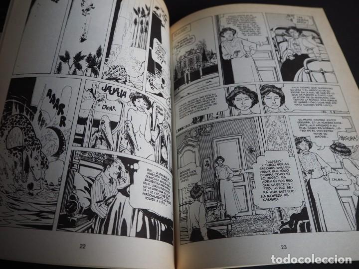 Cómics: JACQUES TARDI. Lote con dos álbumes. Aqui Meme y Adele y la bestia - Foto 5 - 196266685