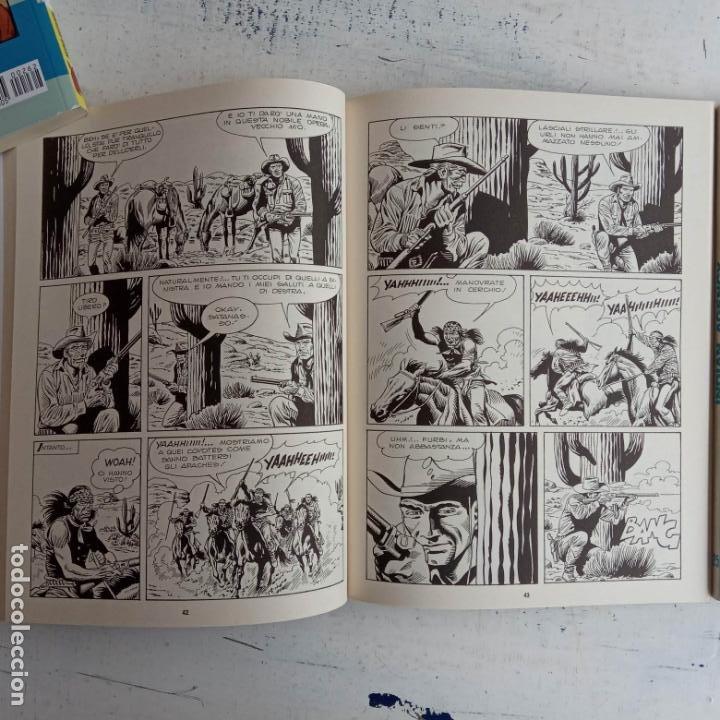 Cómics: TEX 256 AL 280 ITALIANO, 25 CÓMICS MUY NUEVOS O COMO NUEVOS - - Foto 8 - 198251376