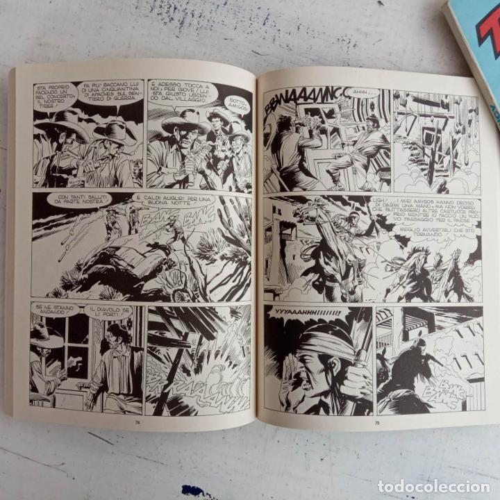 Cómics: TEX 256 AL 280 ITALIANO, 25 CÓMICS MUY NUEVOS O COMO NUEVOS - - Foto 15 - 198251376