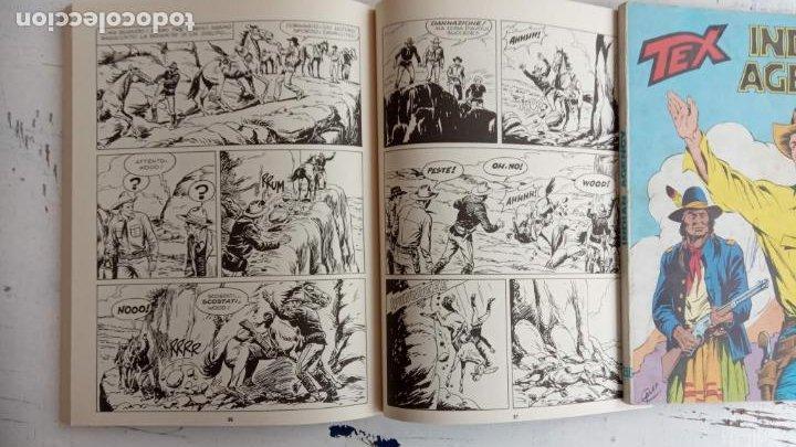 Cómics: TEX 256 AL 280 ITALIANO, 25 CÓMICS MUY NUEVOS O COMO NUEVOS - - Foto 20 - 198251376