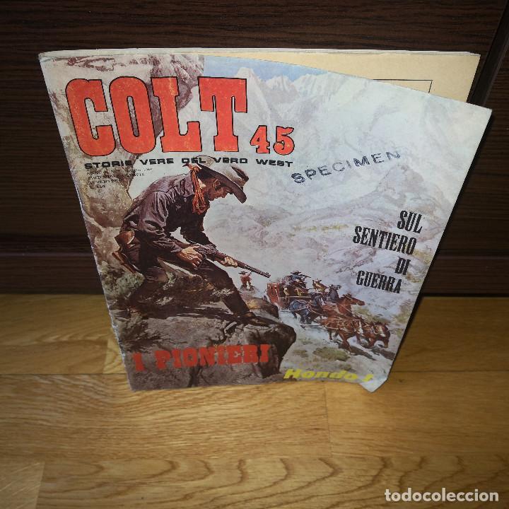 COLT 45,EN ITALIANO,1966 (Tebeos y Comics - Comics Lengua Extranjera - Comics Europeos)