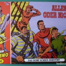 Cómics: EL CAPITÁN TRUENO Nº 34 EN ALEMÁN. Lote 198620372