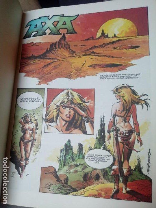 Cómics: Axa Sonderband .Enrique Romero en aleman 1988 - Foto 3 - 198636986