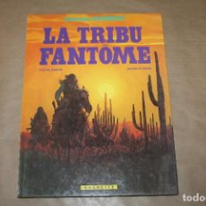 Comics : LIEUTENANT BLUEBERRY Nº 23 , LA TRIBU FANTOME, EN FRANCÉS. Lote 198842095