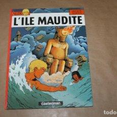 Cómics: ALIX, L'ILE MAUDITE, EDITORIAL CASTERMAN, EN FRANCÉS, 1ª EDICIÓN, AÑO 1969. Lote 198842553