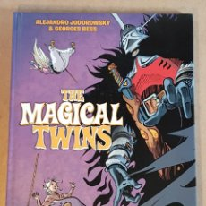 Cómics: THE MAGICAL TWINS ALEJANDRO JODOROWSKY Y GEROGES BESS. Lote 198914707