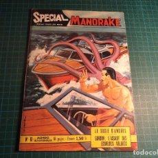 Cómics: SPECIAL MANDRAKE. N° 81. EDITIONS DES REMPARTS. (B-38).. Lote 199001358