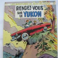 Cómics: LES AVENTURES DE JEAN VALHARDI Nº 9 - FRANCES - 1984. Lote 199036530