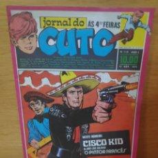 Cómics: CUTO JORNAL DO 119. Lote 199075101
