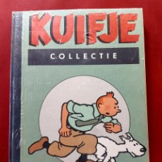 Cómics: KUIFJE ( TINTIN) HOLANDÉS NUEVO CON PRECINTO ORIGINAL 160 PAG.. Lote 199227727