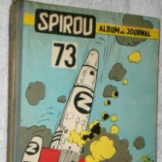 Cómics: SPIROU. ALBUM DU JOURNAL Nº 73 (1959). Lote 200603668