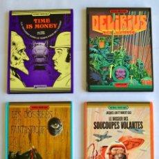 Cómics: LOTE DE 4 COMICS FRANCESES DE LA COLECCIÓN HISTOIRES FANTASTIQUES. DARGAUD ÉDITEUR. PARÍS, 1972-74. Lote 200736831