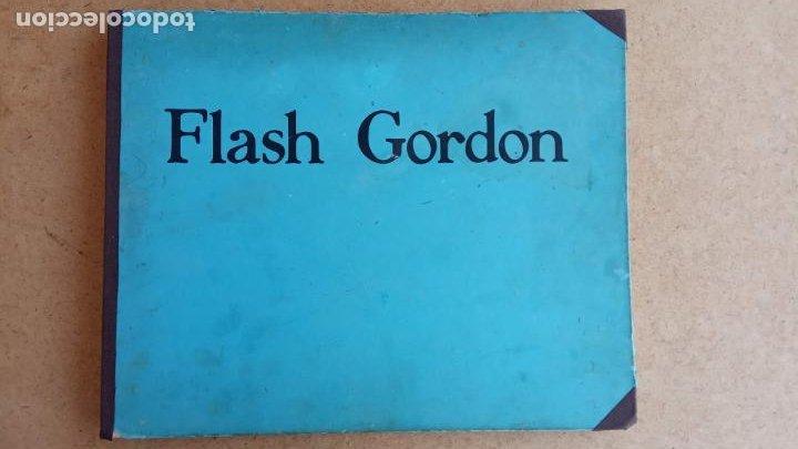 Cómics: FLASH GORDON POR ALEX RAYMOND - AÑO 1973 - 158 PGS. - 35 X 28,5 CMS. BANDE DESSINÉE - Foto 3 - 202706968