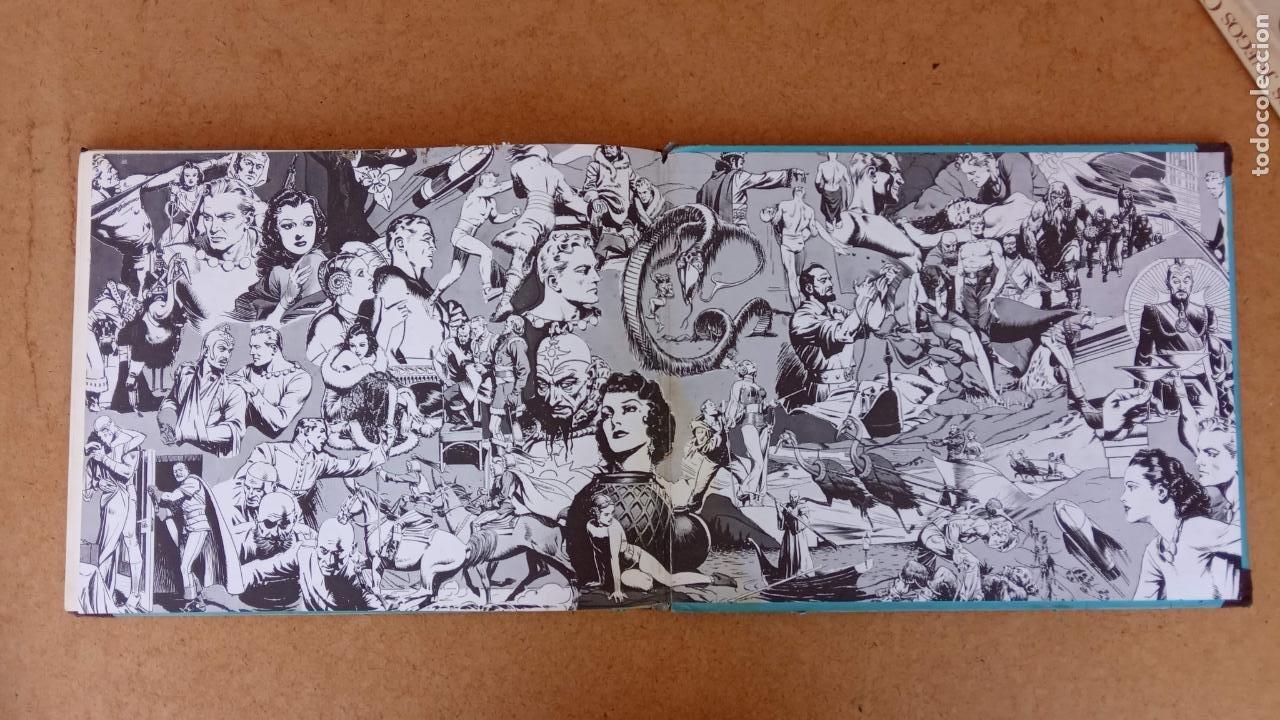 Cómics: FLASH GORDON POR ALEX RAYMOND - AÑO 1973 - 158 PGS. - 35 X 28,5 CMS. BANDE DESSINÉE - Foto 4 - 202706968
