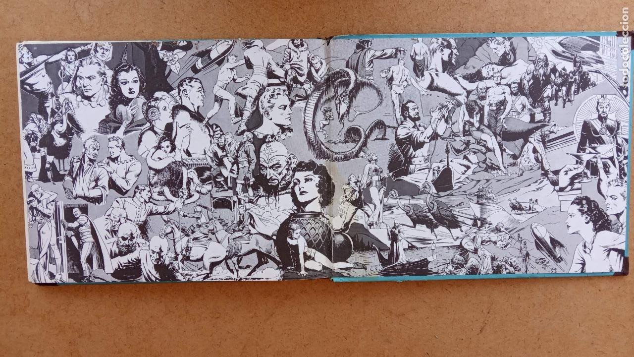 Cómics: FLASH GORDON POR ALEX RAYMOND - AÑO 1973 - 158 PGS. - 35 X 28,5 CMS. BANDE DESSINÉE - Foto 6 - 202706968