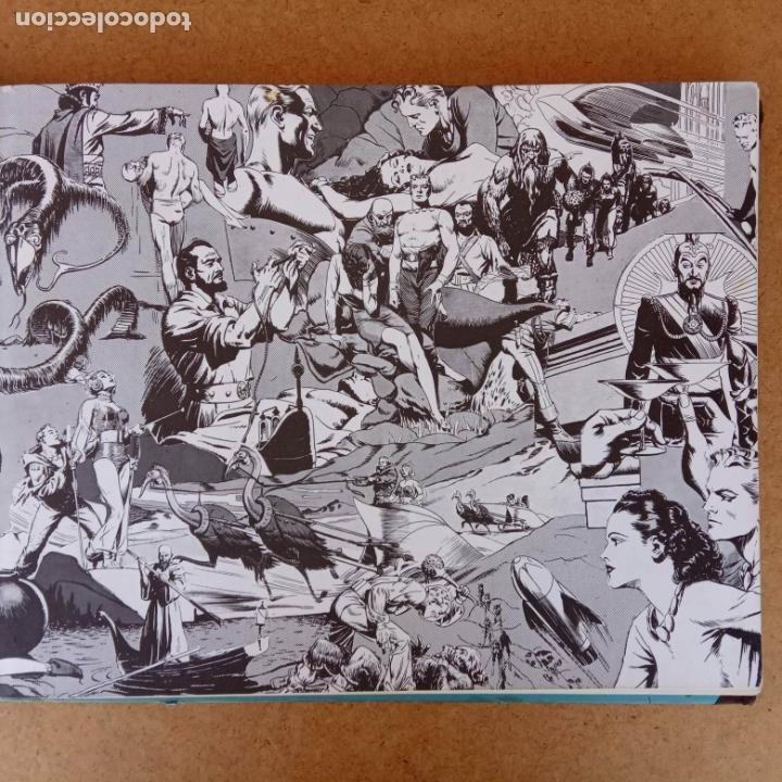 Cómics: FLASH GORDON POR ALEX RAYMOND - AÑO 1973 - 158 PGS. - 35 X 28,5 CMS. BANDE DESSINÉE - Foto 8 - 202706968