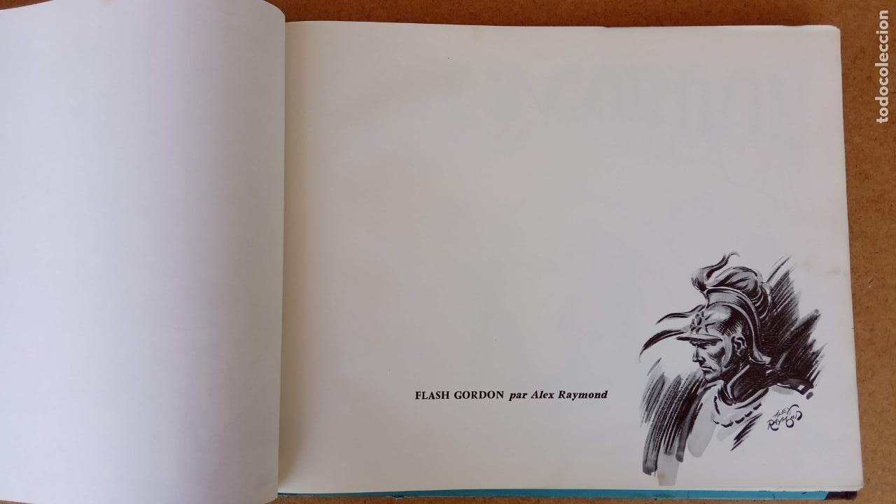 Cómics: FLASH GORDON POR ALEX RAYMOND - AÑO 1973 - 158 PGS. - 35 X 28,5 CMS. BANDE DESSINÉE - Foto 11 - 202706968