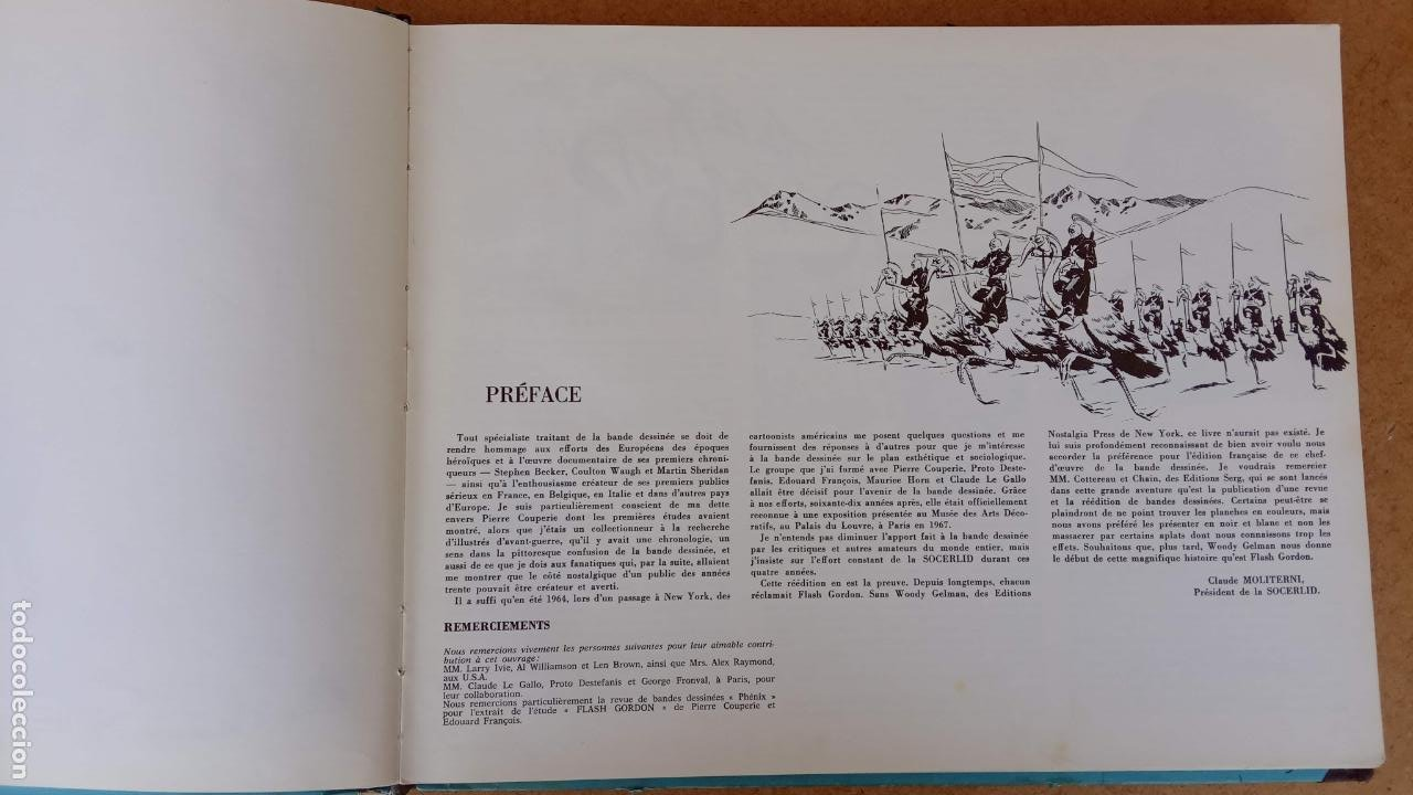 Cómics: FLASH GORDON POR ALEX RAYMOND - AÑO 1973 - 158 PGS. - 35 X 28,5 CMS. BANDE DESSINÉE - Foto 13 - 202706968