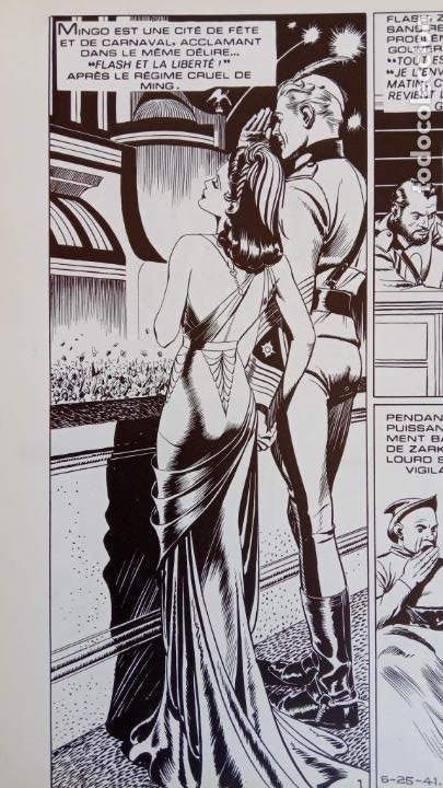 Cómics: FLASH GORDON POR ALEX RAYMOND - AÑO 1973 - 158 PGS. - 35 X 28,5 CMS. BANDE DESSINÉE - Foto 23 - 202706968
