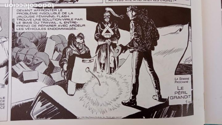 Cómics: FLASH GORDON POR ALEX RAYMOND - AÑO 1973 - 158 PGS. - 35 X 28,5 CMS. BANDE DESSINÉE - Foto 43 - 202706968