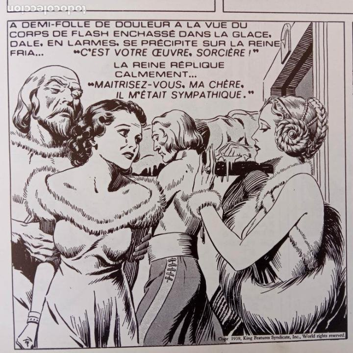 Cómics: FLASH GORDON POR ALEX RAYMOND - AÑO 1973 - 158 PGS. - 35 X 28,5 CMS. BANDE DESSINÉE - Foto 53 - 202706968