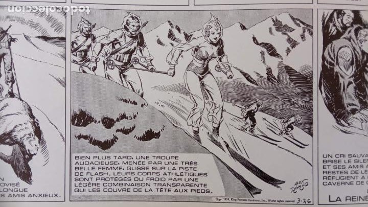 Cómics: FLASH GORDON POR ALEX RAYMOND - AÑO 1973 - 158 PGS. - 35 X 28,5 CMS. BANDE DESSINÉE - Foto 55 - 202706968