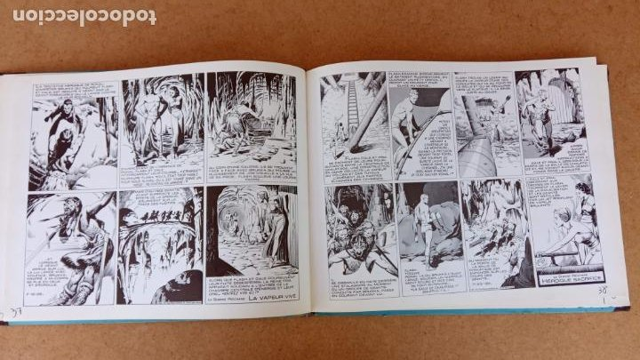 Cómics: FLASH GORDON POR ALEX RAYMOND - AÑO 1973 - 158 PGS. - 35 X 28,5 CMS. BANDE DESSINÉE - Foto 64 - 202706968