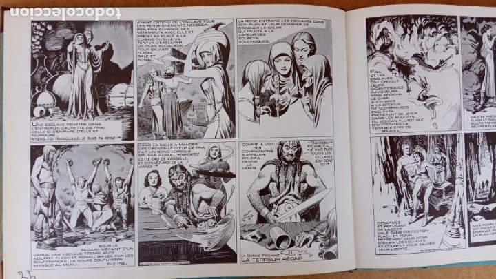 Cómics: FLASH GORDON POR ALEX RAYMOND - AÑO 1973 - 158 PGS. - 35 X 28,5 CMS. BANDE DESSINÉE - Foto 65 - 202706968
