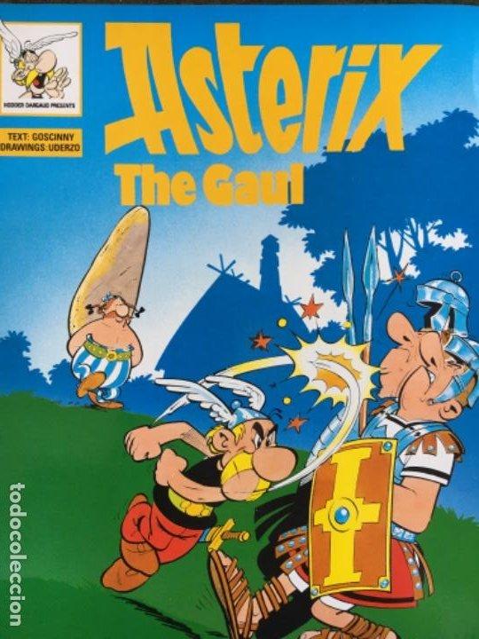 Cómics: Lote 10 Asterix y Obelix en inglés - English - Foto 2 - 202771137