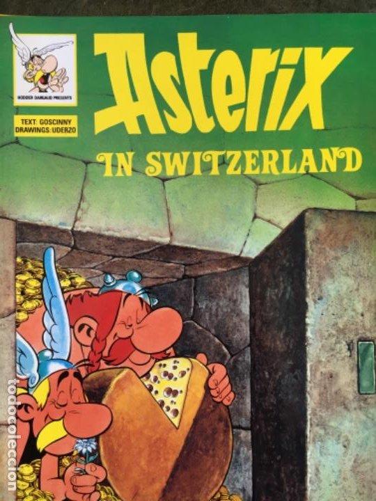 Cómics: Lote 10 Asterix y Obelix en inglés - English - Foto 4 - 202771137
