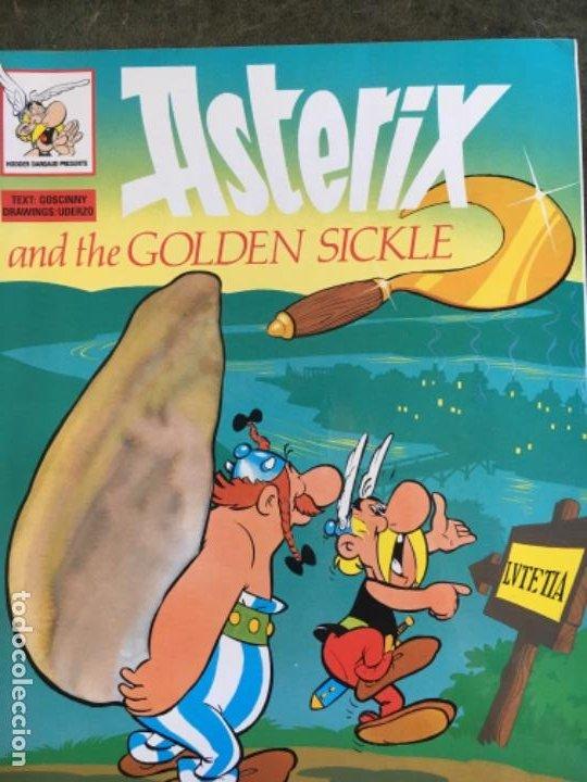 Cómics: Lote 10 Asterix y Obelix en inglés - English - Foto 6 - 202771137
