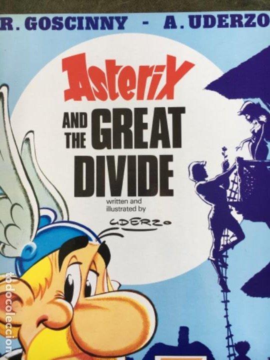 Cómics: Lote 10 Asterix y Obelix en inglés - English - Foto 8 - 202771137