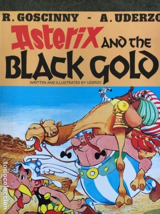 Cómics: Lote 10 Asterix y Obelix en inglés - English - Foto 9 - 202771137