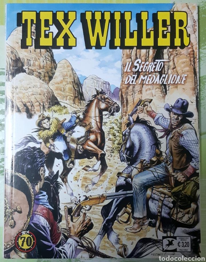 TEBEOS-COMICS CANDY - TEX WILLER 3 - BONELLI - AA98 (Tebeos y Comics - Comics Lengua Extranjera - Comics Europeos)