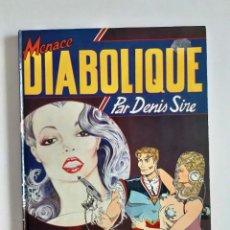 Cómics: MENACE DIABOLIQUE - DENIS SIRE. Lote 203429991