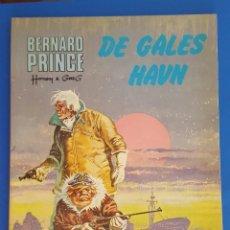 Cómics: COMIC / BERNARD PRINCE Nº 6 / DE GALES HAVN / CARLSEN / HERMANN & GREG / BELGICA 1978. Lote 203724926