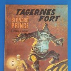 Cómics: COMIC / BERNARD PRINCE Nº 4 / TÅGERNES FORT / CARLSEN / HERMANN & GREG / BELGICA 1977. Lote 203725423