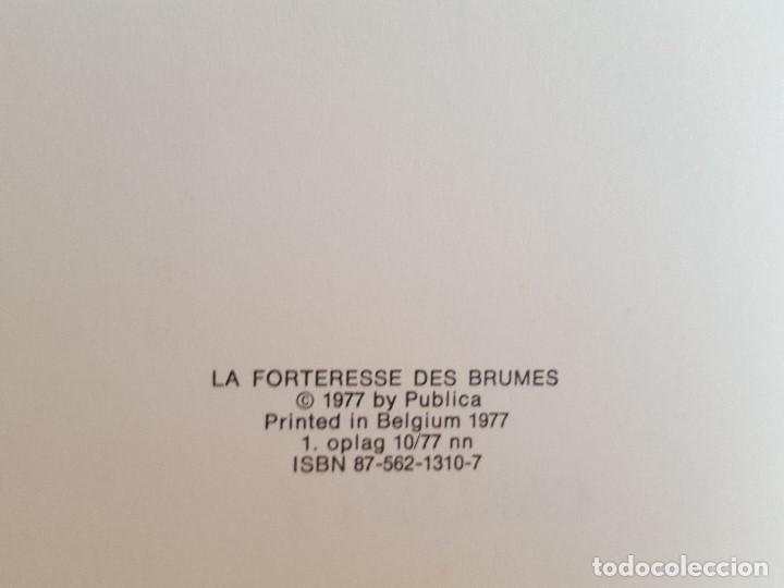 Cómics: COMIC / BERNARD PRINCE Nº 4 / TÅGERNES FORT / CARLSEN / HERMANN & GREG / BELGICA 1977 - Foto 3 - 203725423