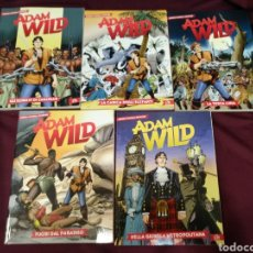 Comics: ADAM WILE , EN ITALIANO, N° 1,2,5,7,13. SERGIO BONELLI. Lote 203772563