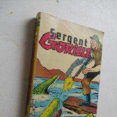 Cómics: SERGENT GORILLE. COLLECTION HÉROÏC- 1980-TRES COMICS DE 98 PÁG., C/U., FRANCESES EN UN TOMO. Lote 203811677