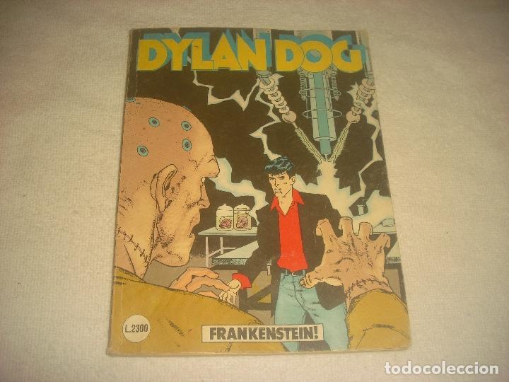 DYLAN DOG 60, FRANKESTEIN . EN ITALIANO. (Tebeos y Comics - Comics Lengua Extranjera - Comics Europeos)