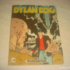 Cómics: DYLAN DOG 60, FRANKESTEIN . EN ITALIANO.. Lote 203873837
