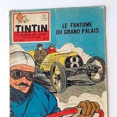 Cómics: TINTIN Nº 2 LE JOURNAL DES JEUNES. Lote 204001102