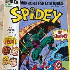 Cómics: 2 COMICS FRANCESES AÑO 1981 Y 1976. Lote 204553183