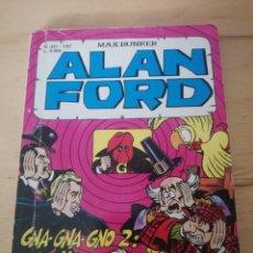Cómics: ALAN FORD. EN ITALIANO.. Lote 205030585