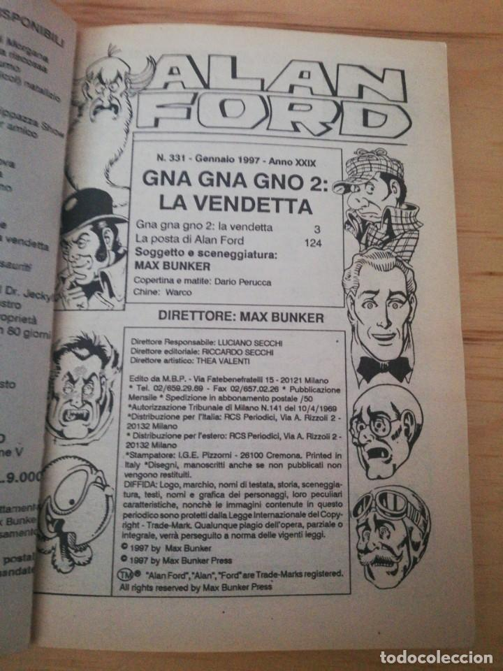 Cómics: Alan Ford. En italiano. - Foto 3 - 205030585