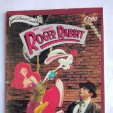 Cómics: COMIC WHO FRAMED ROGER RABBIT. Lote 205311507