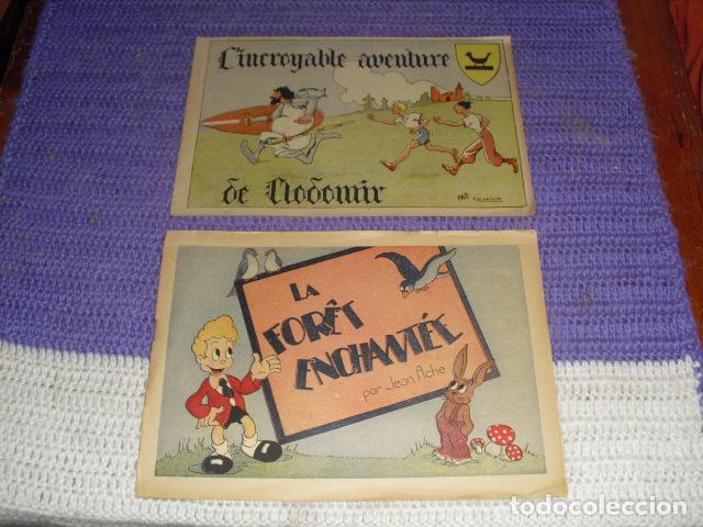 LES ALBUMS DE LA BONNE EQUIP Nº 15 Y 16 (Tebeos y Comics - Comics Lengua Extranjera - Comics Europeos)