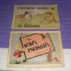 Cómics: LES ALBUMS DE LA BONNE EQUIP Nº 15 Y 16. Lote 205399566