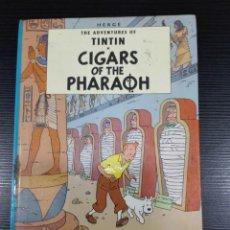 Cómics: TINTIN CIGARS OF THE PHARAOH - METHUEN. Lote 205830516